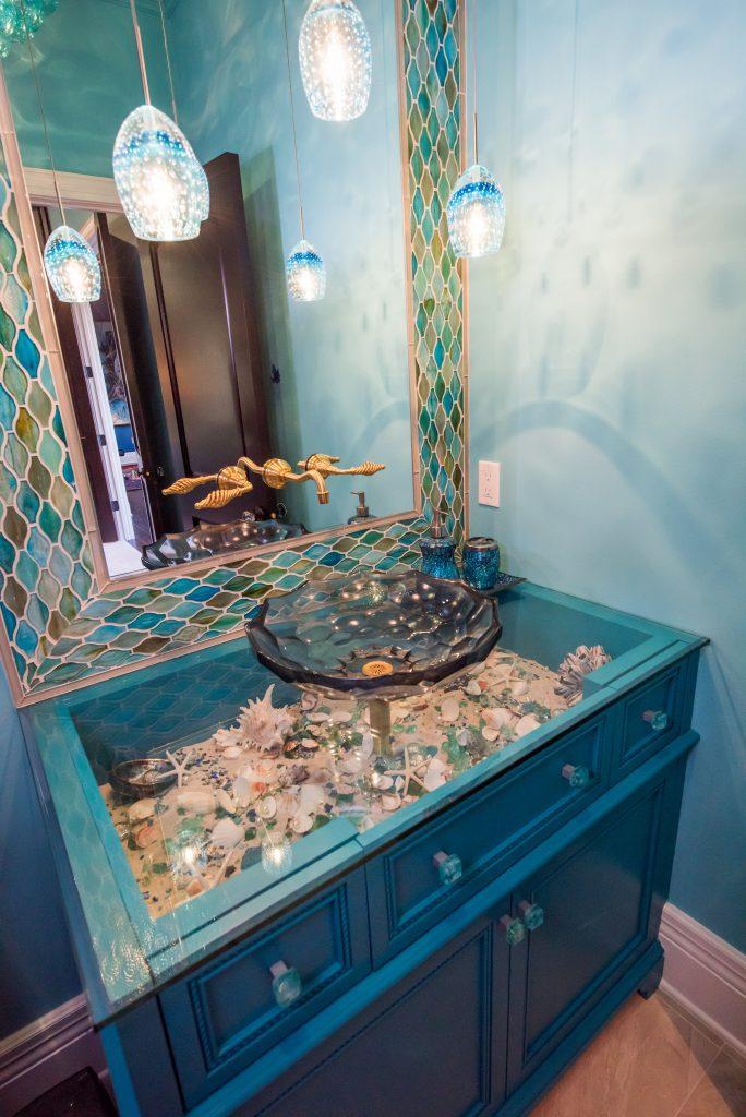 remarkable ocean bathroom sets | Under the Sea Bathroom – Derrick Builders