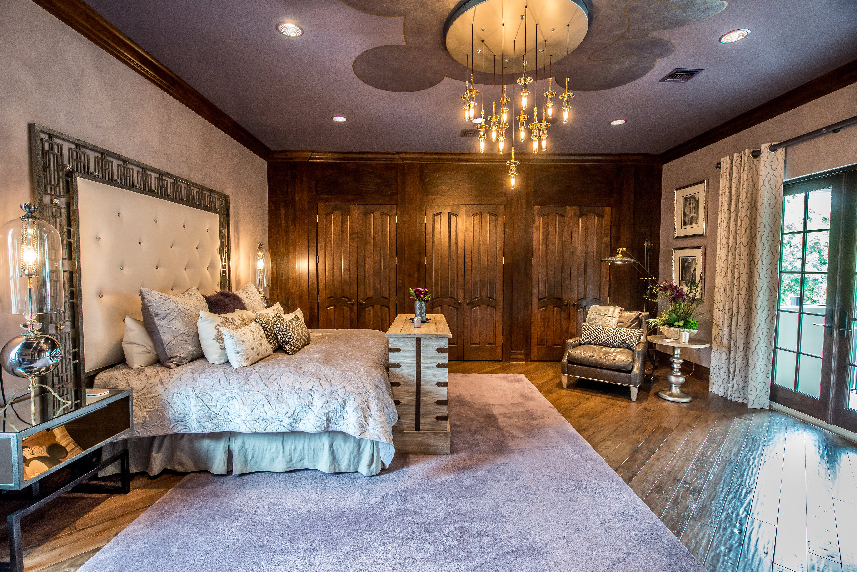 With Elegantly Themed Cinderella, Maleficent And Fantasia Inspired Bedrooms,  This Home Inspires With Both Architectural Design And Magical Splendor.