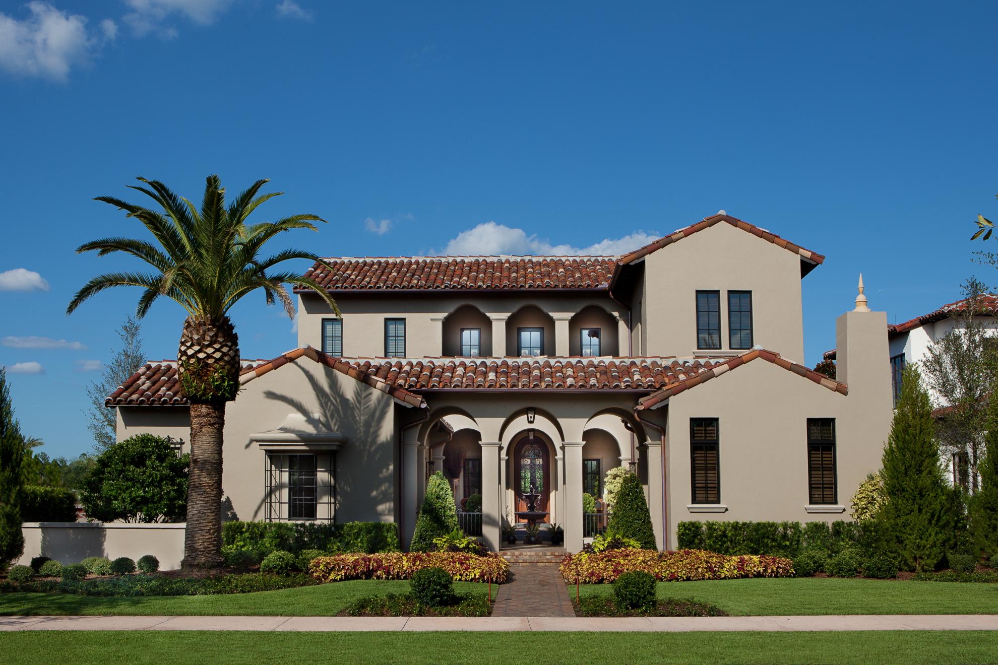 Spanish Revival – Derrick Builders