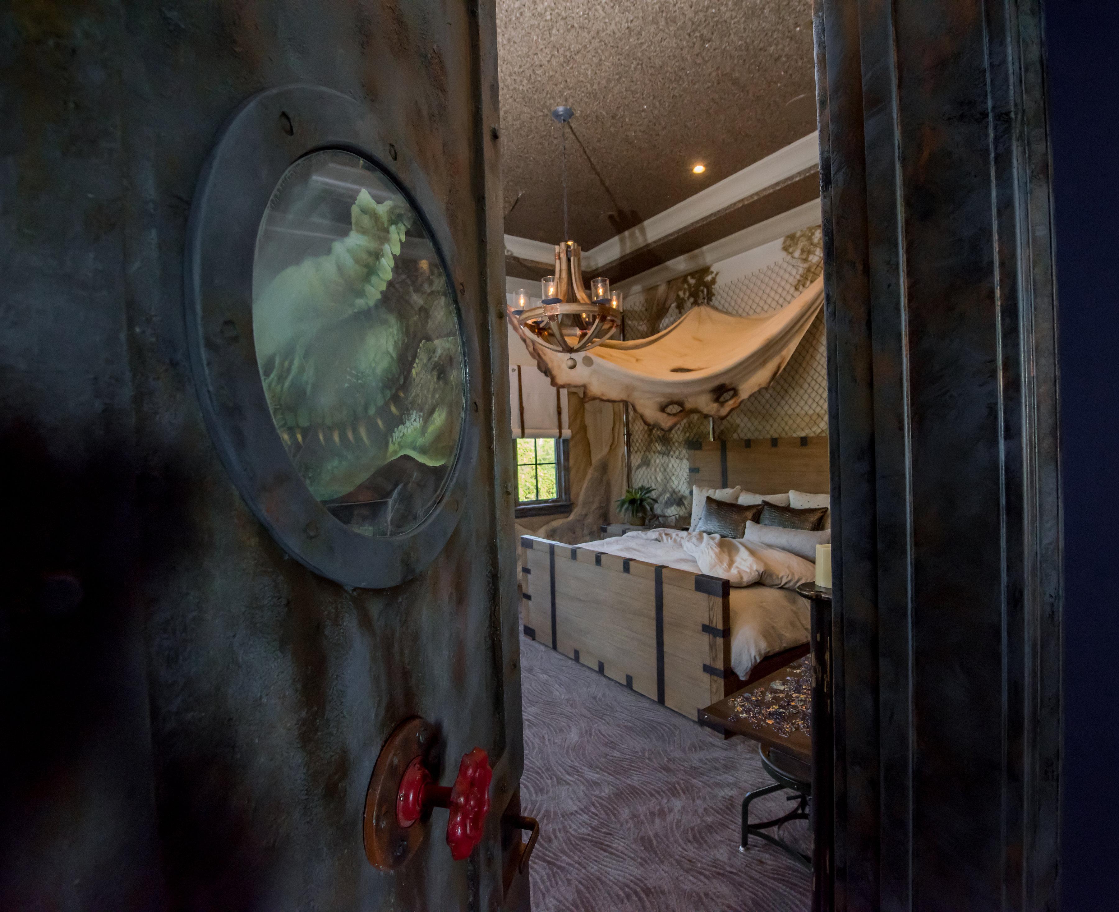 Dinosaur Bedroom – Derrick Builders
